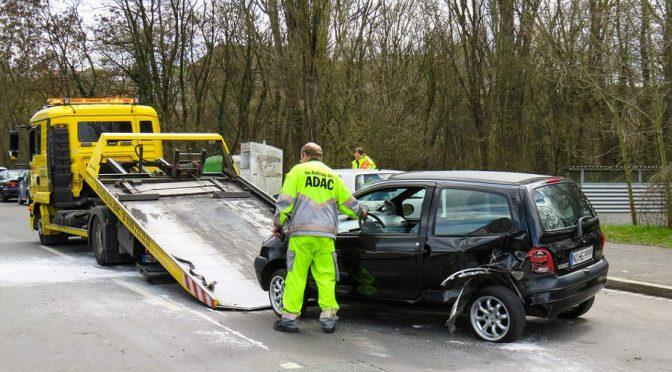 Pomoc drogowa potrzebna w najmniej spodziewanym momencie